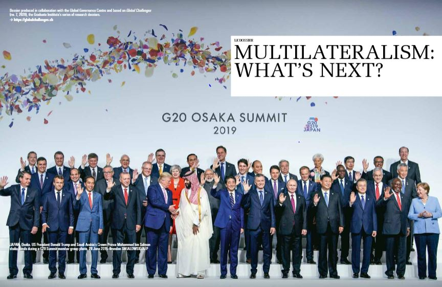 Multilateralism: what's next?