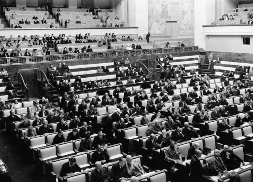 19th Assembly, Geneva, 1938
