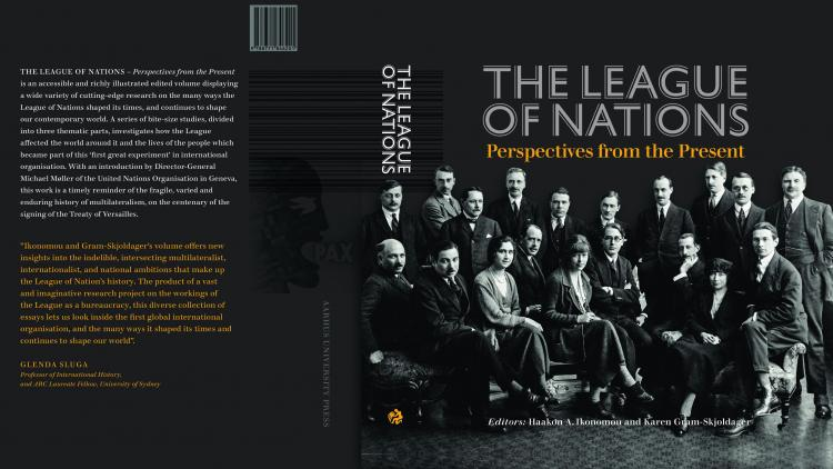 The League of Nations: Perspectives from the Present book