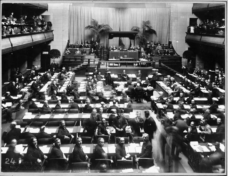 First Assembly of the League of Nations, Geneva, 1920