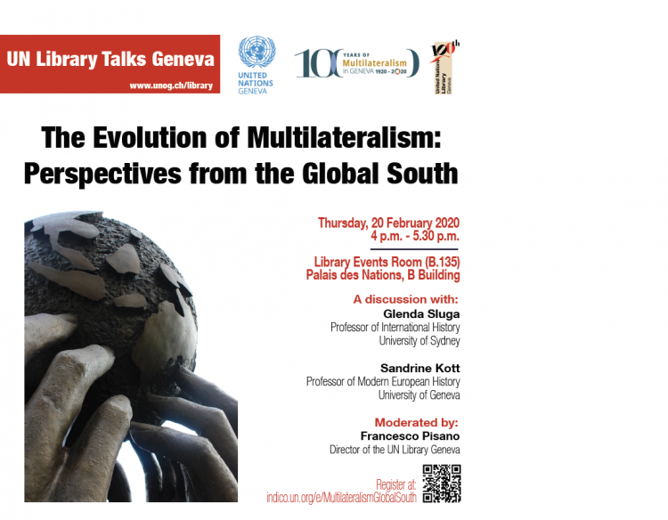 The Evolution of Multilateralism: Perspectives from the Global South