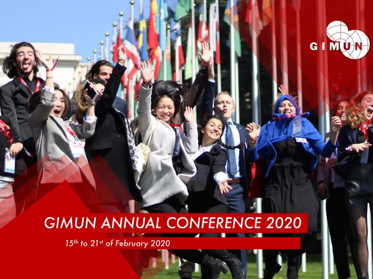 GIMUN Annual Conference 2020