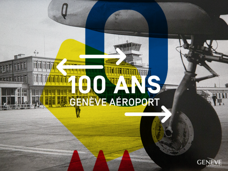 100th Anniversary of the Geneva Airport