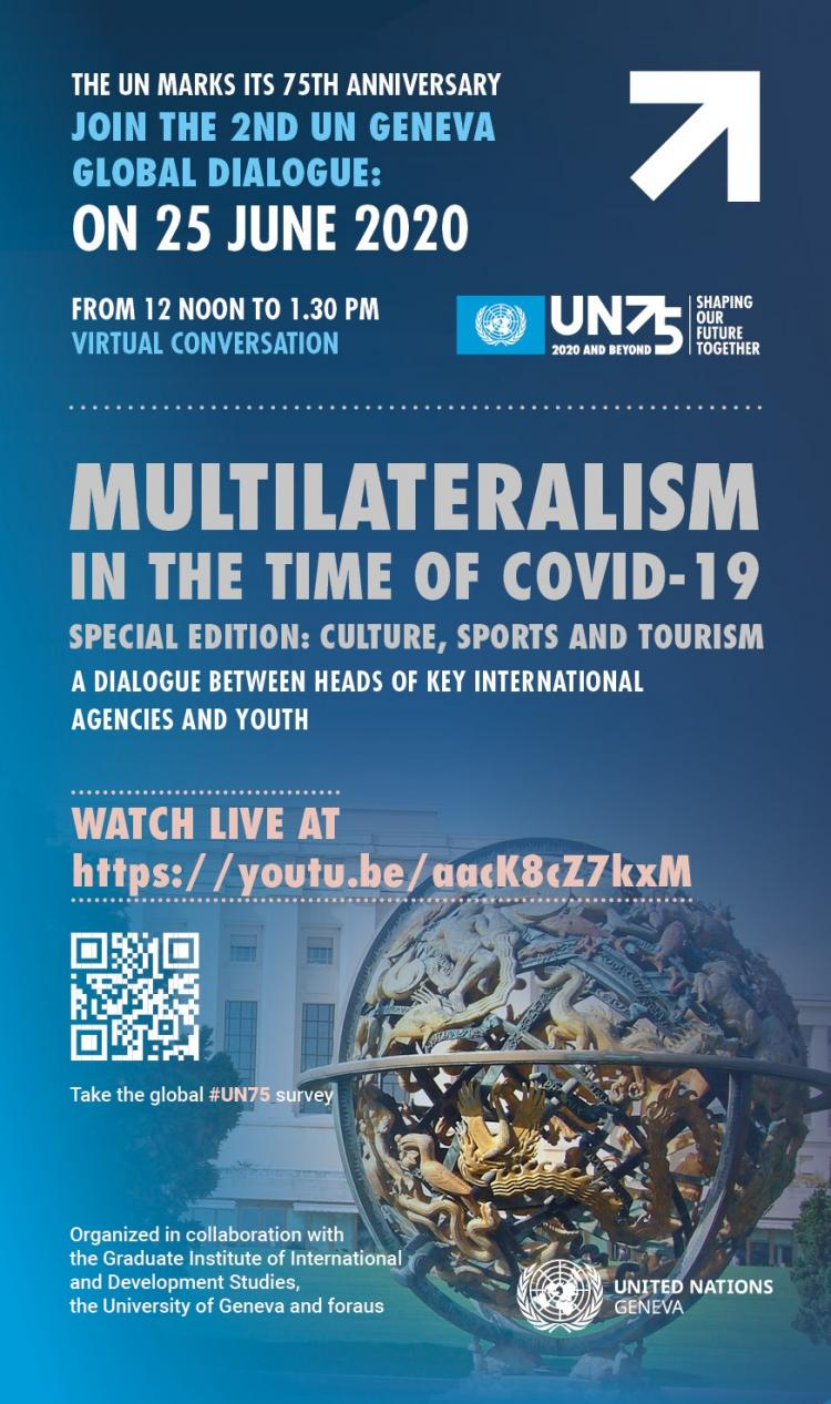 MULTILATERALISM IN THE TIME OF COVID-19