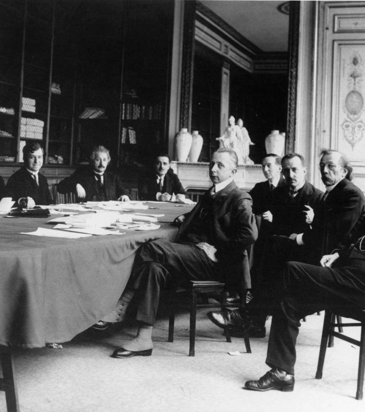 International Committee on Intellectual Cooperation, 1921 - Copyright Arts & Photo Rue des Noirettes 32-34 CH-1227 Carouge Genève