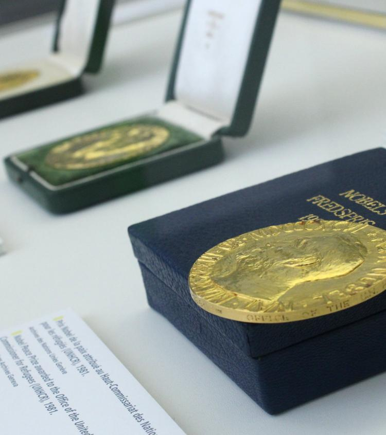 Nobel prize collection